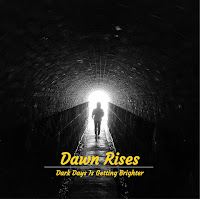"Download ""Dark Days is Getting Brighter"" on Amazon, buy on CD, stream on Spotify and Deezer. Release date: June 9, 2018"