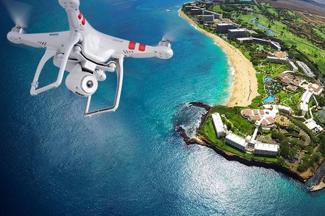 Drone Digital photography tool