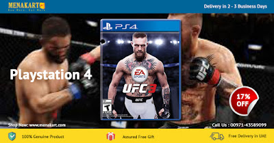 UFC 3 - Playstation 4