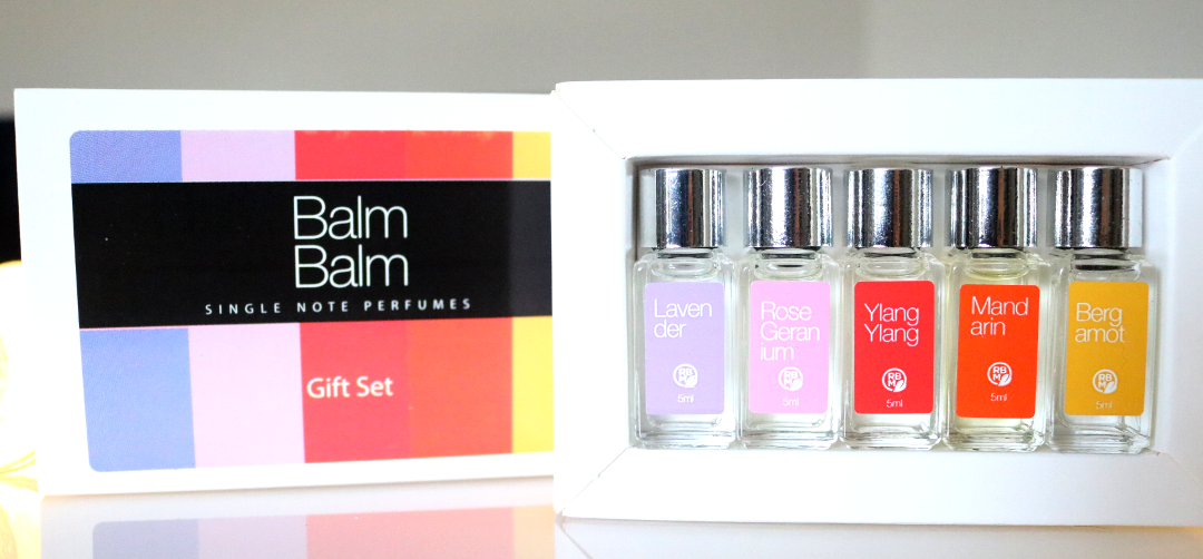 Balm Balm Single Note Perfumes Gift Set