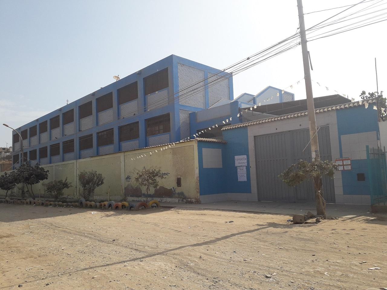 Escuela 2028 - San Martín de Porres