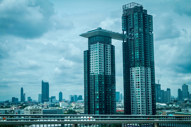 Bangkok City View, Thailand