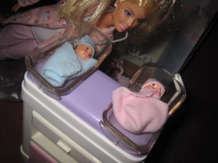 Juaimurah Barbie Baby Doctor Set
