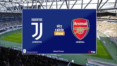 PES 2020 Serie A Scoreboard