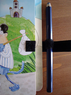 książka, kolorowanka, kredka, Joanna Olech
