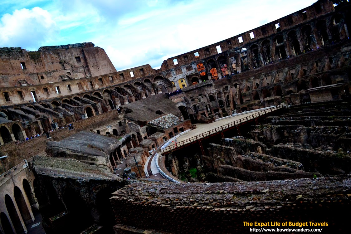 bowdywanders.com Singapore Travel Blog Philippines Photo :: Italy :: Colosseum in Rome