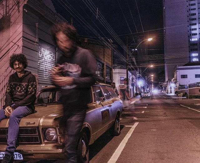 Com um som tribal experimental Muñoz lança Nekomata