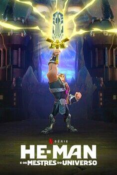He-Man e os Mestres do Universo 1ª Temporada Torrent - WEB-DL 1080p Dual Áudio