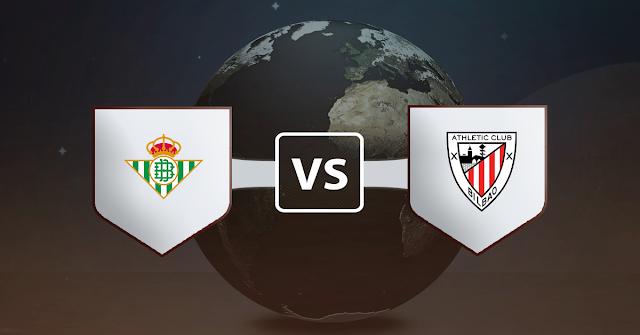 نتيجة مباراة أتلتيك بلباو وريال بيتيس اليوم الاثنين 23 نوفمبر 2020 في الدوري الاسباني
