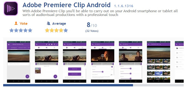 Aplikasi Adobe Premier Clip - Masbasyir