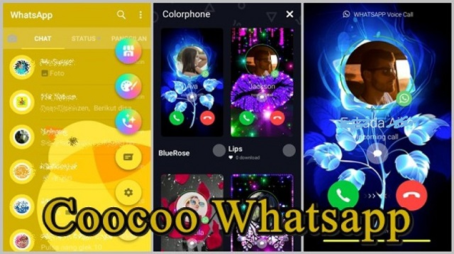 Coocoo WhatsApp Terbaru