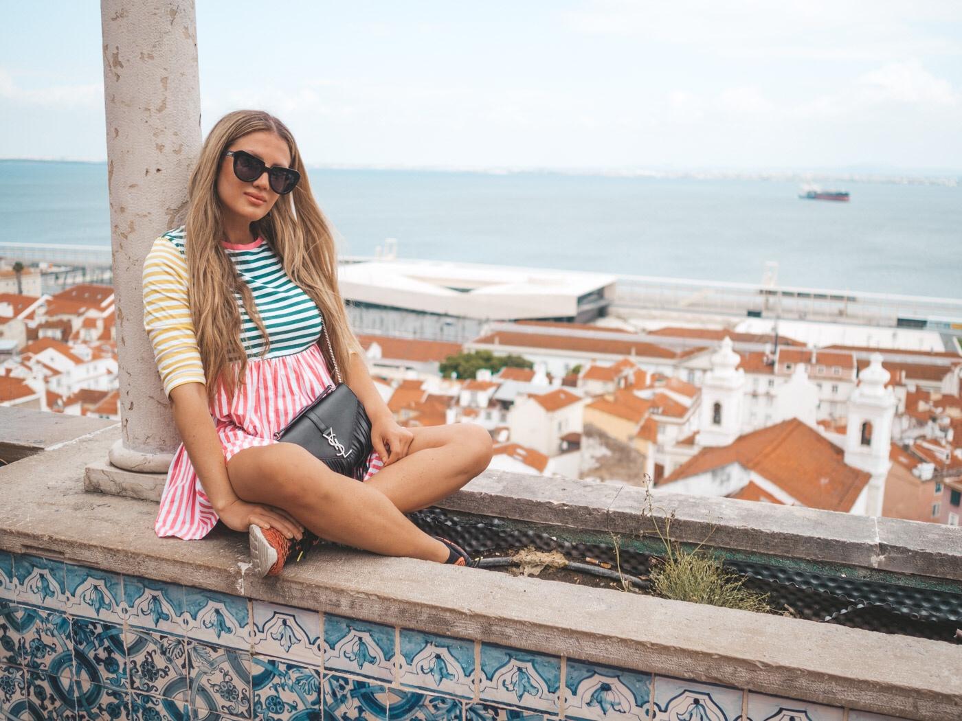 Travelwithmelina Portugal Lisbon Algarve Melina Dulce