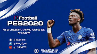 PES 2017 Graphic Menu Chelsea FC