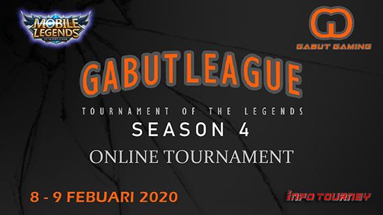 Turnamen Mobile Legends – GABUT LEAGUE SEASON 4
