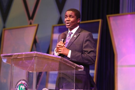 Bishop David Abioye Warns Ladies Against Men With No Financial Commitment
