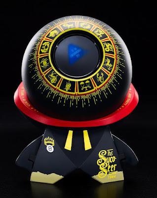Mattel Creations Figure8 Magic 8-Ball Figure by 88rising