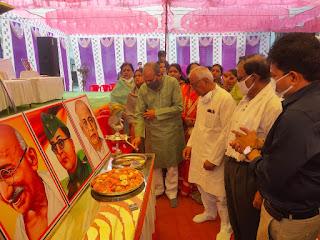 मिशन नगरोदय के अंतर्गत श्री चौहान ने किया 3300 करोड़ रुपये के विकास कार्यों का लोकार्पण एवं भूमिपूजन