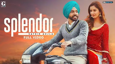 Checkout Satbir aujla new song splendor lyrics penned by Satbir aujla on lyricsaavn