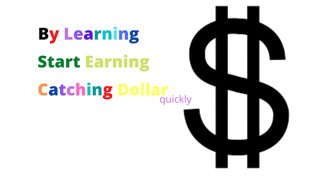 Earning money  IT Learning
