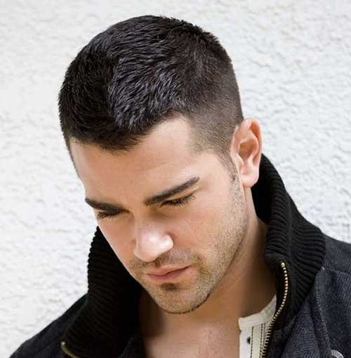 Haircuts Hairstyles Men S Short Hairstyles Fashionable And Stylish