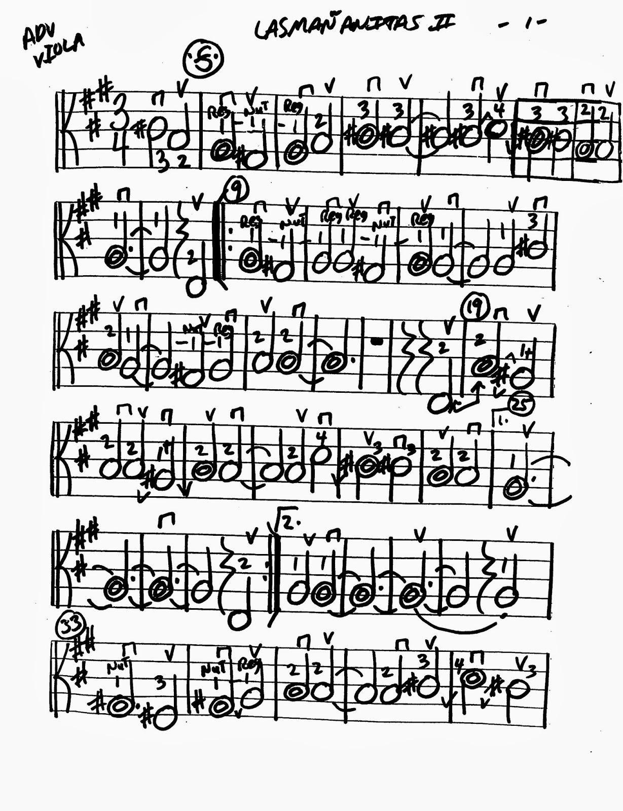 Miss Jacobson's Music: LAS MANANITAS II WORKSHEETS