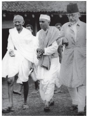 गांधी जी के राजनीतिक विचार