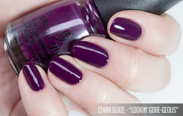 China Glaze - Lookin' Gore-geous