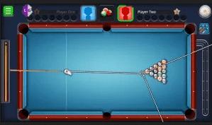Cheat 8 Ball Pool Garis Panjang
