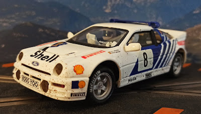 Ford RS200 Altaya Rally Míticos