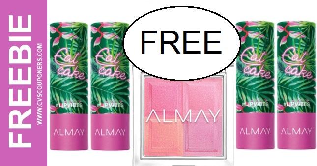 CVS Almay Freebie Deal - 6/23-6/29