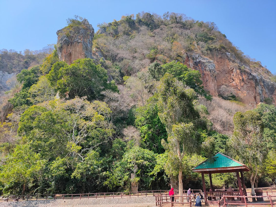 Gunung Keriang yang Sepi