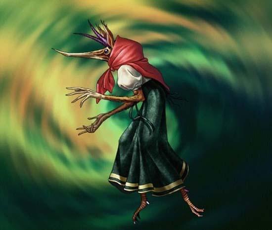 Top 10 phù thuỷ đáng sợ nhất trong thế giới thần thoại