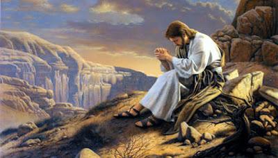 Yesus Berdoa