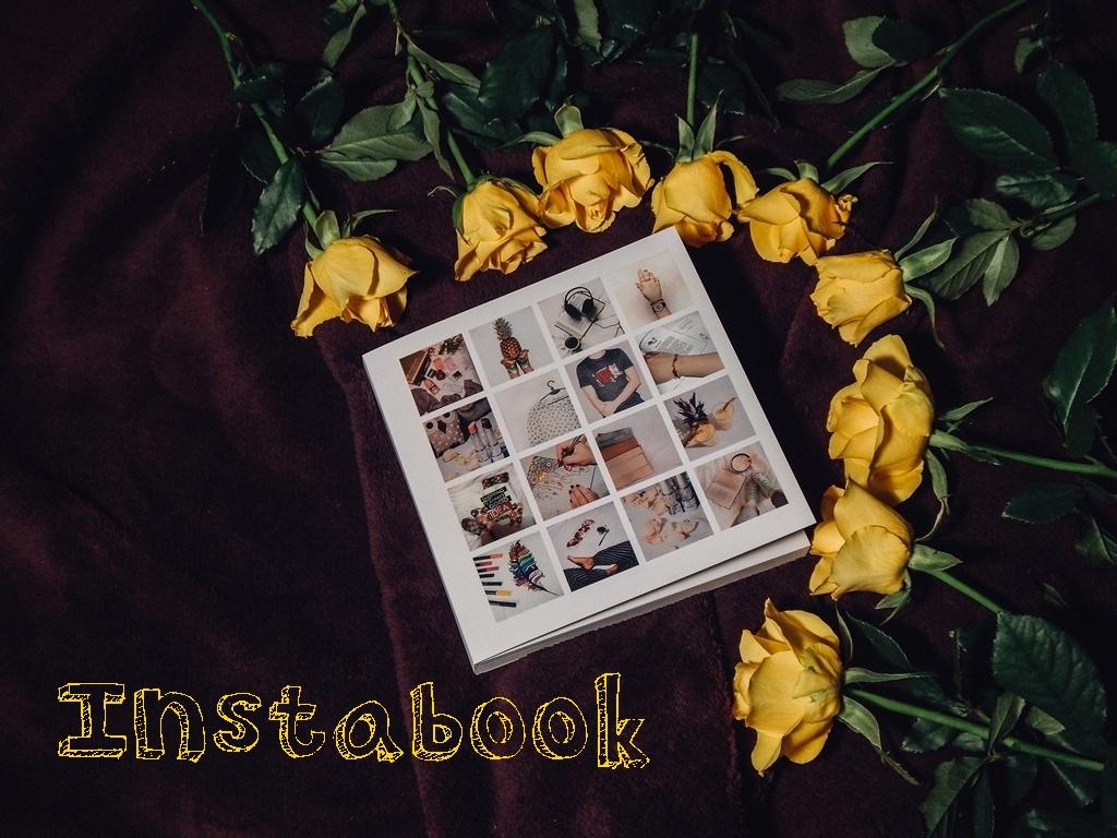 1 naglowek instagram instabook fotoksiazka zdjecia pamiatka insta book album fotograficzny analog prezent