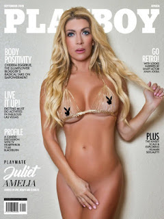 Playboy Africa – Septiembre 2019 PDF digital