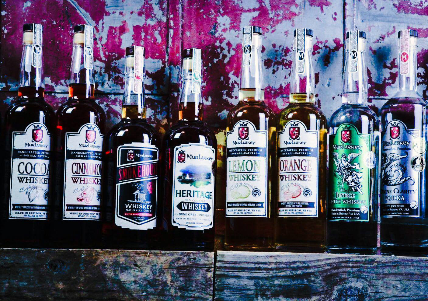 The Secret Behind MurLarkey: America´s Fastest Growing Craft Spirits Brand