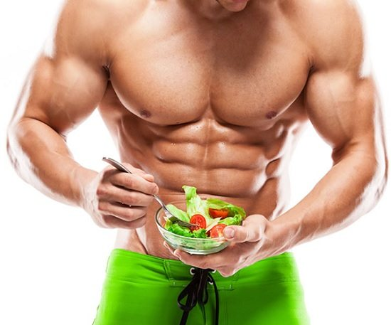 What is healthy food and why is it important for the bodybuilder?