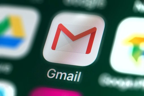 Gmail App and Website