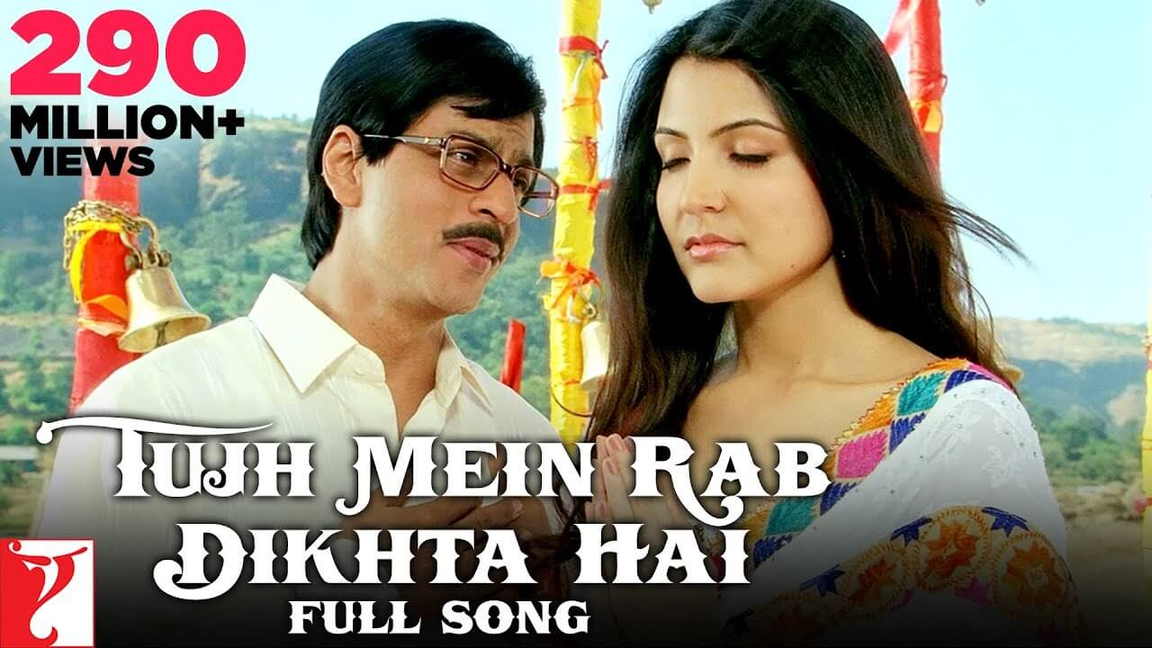 Tujh Mein Rab Dikhta Hai lyrics in Hindi