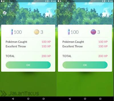 Cara Cepat Naik Level Pokemon Go , teknik melempar bola