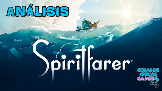 Spiritfarer - Portada