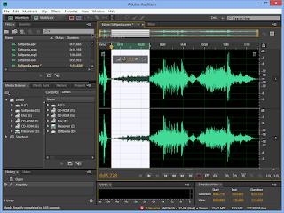 Aplikasi untuk Edit Suara Walet untuk PC