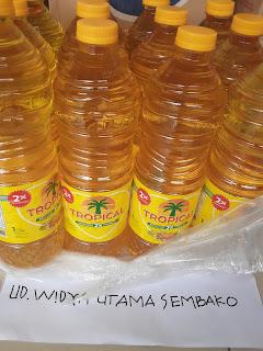 Distributor Minyak Goreng Tropical