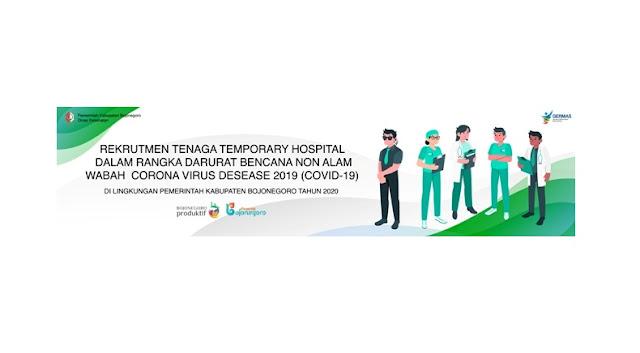 Lowongan Kerja Dinas Kesehatan Pemerintah Kabupaten Bojonegoro