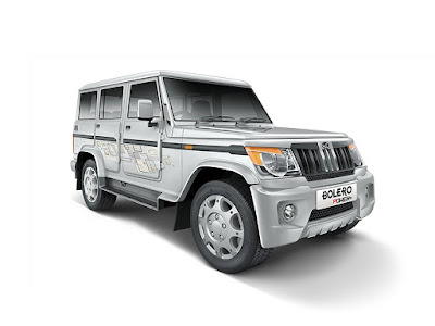 Mahindra Bolero Power Plus Side angle image HD