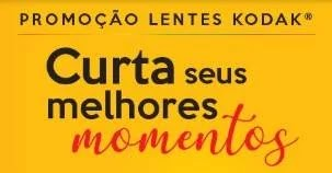 Cadastrar Promoção Lentes Kodak Curta Seus Melhores Momentos - 10 Celulares