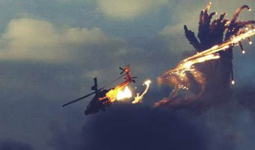 Helikopter Jatuh di Poso