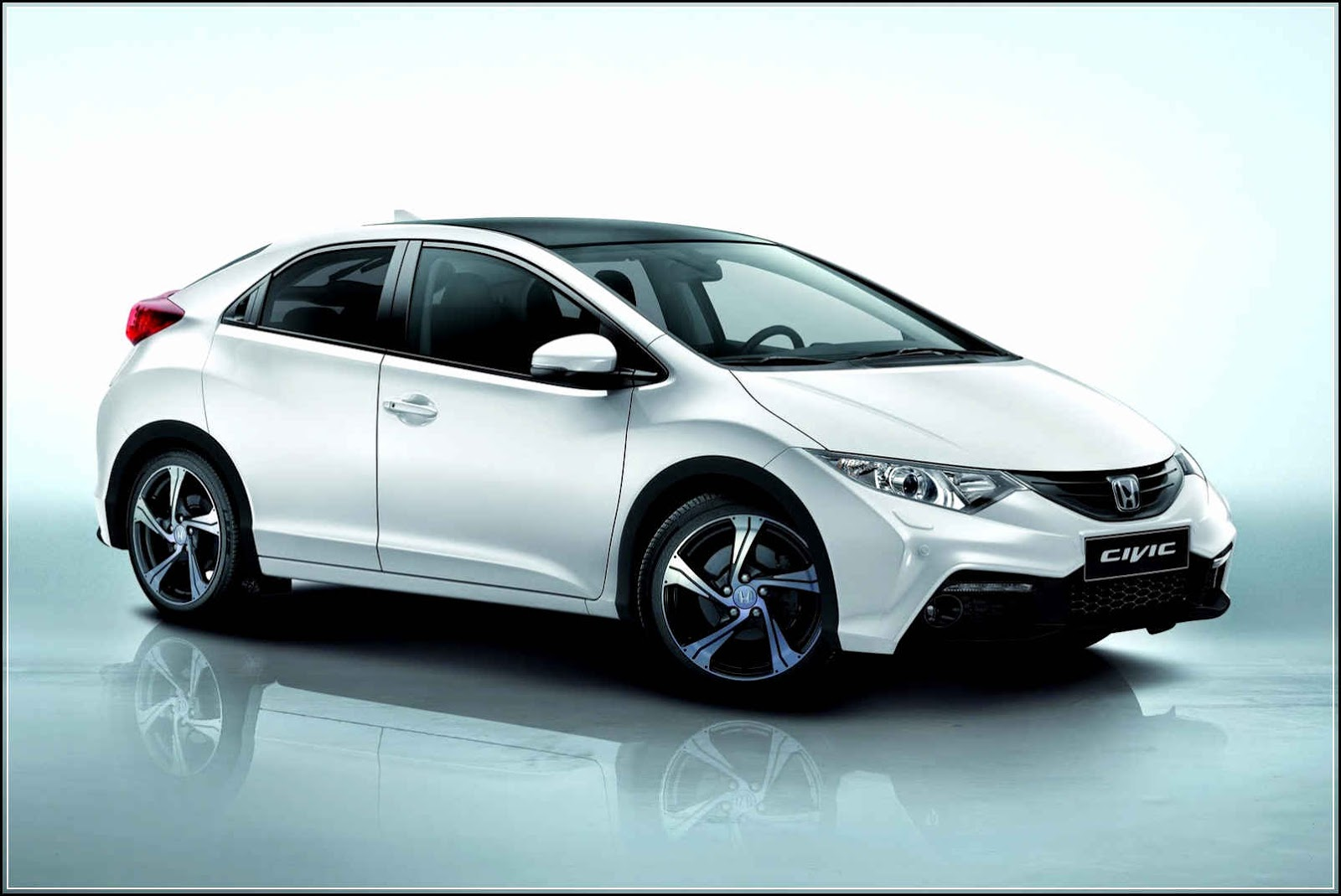 57 Gambar Mobil Honda Civic Keren  Ragam Modifikasi