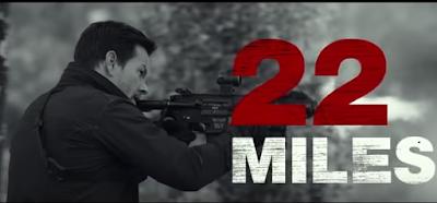 Adegan Film Mile 22