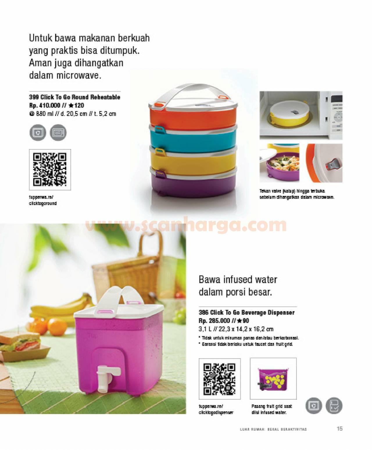 Katalog Tupperware 2020 Promo Tahunan Gratis Full 84 Halaman Scanharga